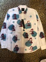 ピラトスシャツ WHT 03