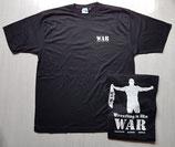WAR Shirt doppelseitig bedruckt