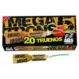Pack Truenos Megatrons Nº5 - 20 Unidades