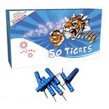 TIGRES ( 50 Unid. )