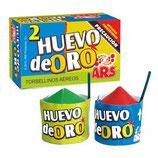 HUEVO DE ORO - 2 Unid.