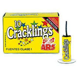 FUENTES CRACKLINGS - 10 Unid.