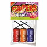 CRIPERS - 3 Unid.