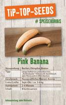Saatgut Pink Banana