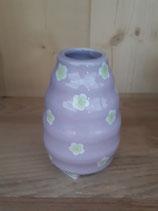 Vase Blossom Lila