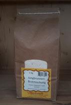 Jungbrunnen-Brotbackmischung