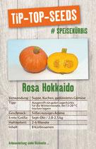 Saatgut Rosa Hokkaido