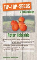 Saatgut Roter Hokkaido