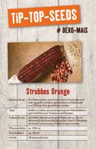Saatgut Strubbes Orange