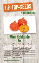 Saatgut Roter Mini Hokkaido
