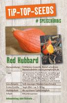 Saatgut Red Hubbard