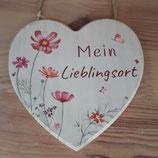 "Dekoanhänger ""Mein Lieblingsort"""