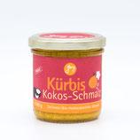 Kürbis Kokos-Schmalz