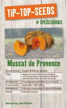 Saatgut Muscat de Provence