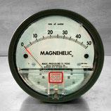 "Magnehelic ""Dwyer"" serie 2000, Rango 0-20 cmca"
