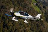 Schnupperflug mit Robin Ecoflyer DR401