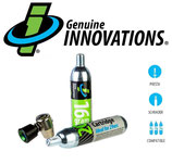 CO2 patronen en tubeless repair kit