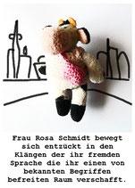 Frau Rosa Schmidt -Zweite Tüte