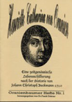 Henriette Catharina von Oranien