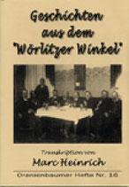 Geschichten aus dem Wörlitzer Winkel