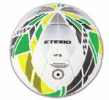 Balón de fútbol modelo ETESIO. Talla Nº 5