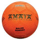 Balón Balonmano Sonora de caucho celuar