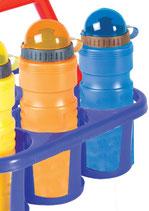Botella de agua entrenamiento