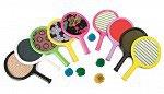 Set raquetas