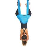 Columpio de yoga elástico