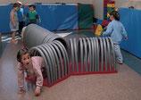 Túnel especial de adaptación