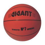Pelota de baloncesto en T.P.E.