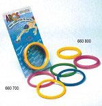 Aros de buceo flexibles