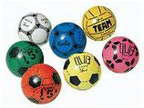 Balón decorado fútbol