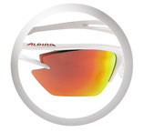 Alpina Eye 5 HR Small Wechselscheibe Ceramic Orange Mirror