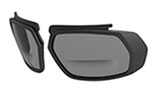 Salice 005 Bifocal-Adapter - Polarized Smoke