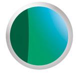Julbo Arise Wechselscheibe Spectron3CF Grün