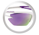 Alpina Eye 5 HR Small Wechselscheibe Ceramic Violett Mirror