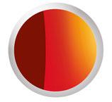 Julbo Aero Wechselscheibe Spectron3CF Rot