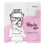 Makeup Silver Face Mask