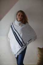 "Poncho ""Stripes"""