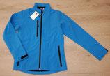 Russell | 140F | Damen 3-Lagen Softshell Jacke /  Gr. S / azure blue / Ausverkauf
