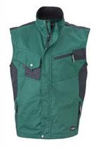 James & Nicholson | Workwear Gilet | JN 822