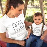 ONEBEAR | Kinder T-Shirt - REAL BOSS