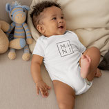 ONEBEAR | Kurzärmliger Baby-Strampler - MINI