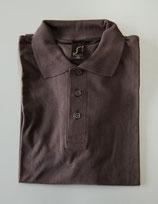 SOL'S | Prescott Men / Herren Jersey Polo / Gr. L / dark grey / Ausverkauf