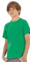 B&C | Kinder Heavy T-Shirt  Exact 190 /kids | 01.0301