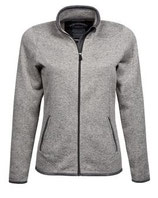"Tee Jays | Damen Strick Fleece Jacke ""Aspen""    /  9616"