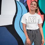 ONEBEAR   T-Shirt - LOVE