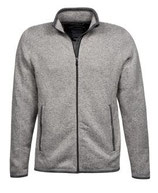 "Tee Jays | Herren Strick Fleece Jacke ""Aspen""    /  9615"