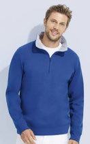 SOL'S  | Sweater mit 1/4 Zip | Scott